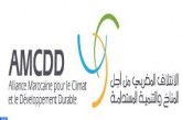 المكتب الوطني للإتلاف المغربي من اجل المناخ والتنمية المستدامة  يراسل رئيس اللجنة الخاصة للنموذج التنموي الجديد.