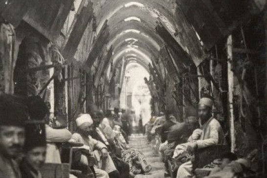 المشاريع المرشحة لجائزة إيكروم الشارقة:  مشروع إعادة تأهيل سوق السقطية في مدينة حلب