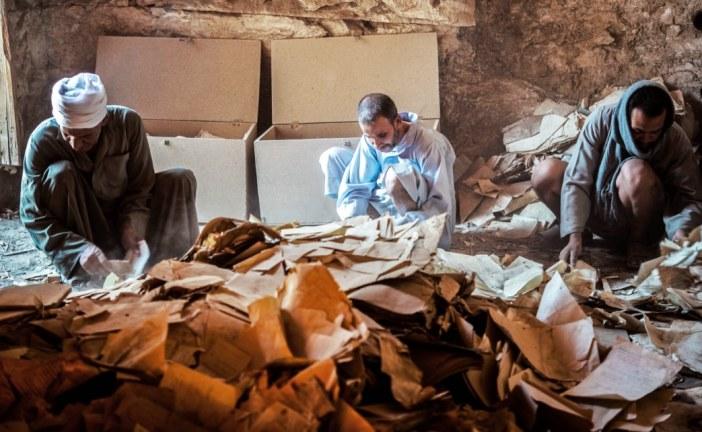 المشاريع المرشحة لجائزة إيكروم الشارقة :  مشروع أرشيف أبيدوس في مواجهة الرواية الاستعمارية عن علم المصريات