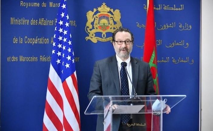 أمريكا تشيد بدور الملك محمد السادس في تحقيق السلام وضمان الاستقرار والأمن في الشرق الأوسط والقارة الإفريقية.