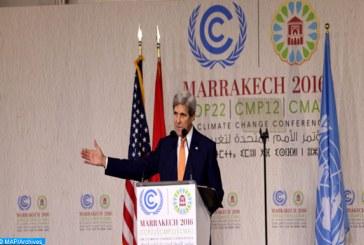 """قمة الأمم المتحدة حول المناخ : """"سنبذل كل ما في وسعنا لتدارك ما فات"""" يقول جون كيري"""