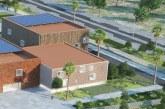 حفل إطلاق أشغال بناء مركز أبحاث في ميدان الشبكات الذكية يوم 15 يناير 2021 في بن گرير