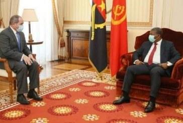 صفعة جديدة للجزائر..بوقادوم يحصد الريح خلال زيارته لأنغولا