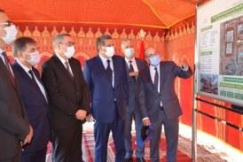 سوس-ماسة.. أخنوش يشرف على إطلاق مشاريع في مجالات الري وزراعة الأركان