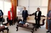 العثماني يشدد على أهمية التعاون الجماعي لمكافحة العنف ضد النساء