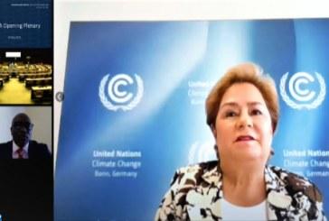 """كوب 26 """"اختبار للمصداقية"""" في مواجهة حالة الطوارئ المناخية (إسبينوزا)"""