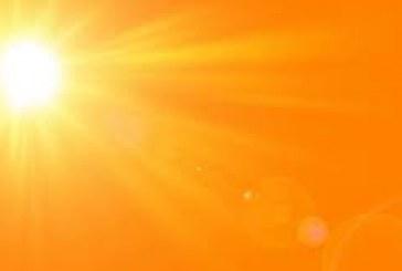 موجة حر (الشرقي) ابتداء من اليوم الجمعة وإلى غاية يوم الإثنين المقبل.