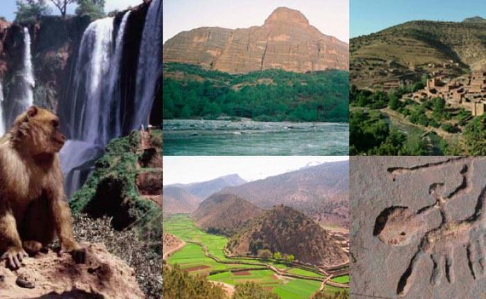 التنوع البيولوجي كعنصر أساسي في تطوير المنتزه العالمي جيوبارك مگون