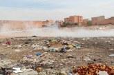 الرشيدية تعيش على إيقاع كارثة بيئية