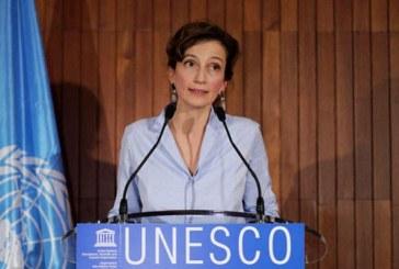 اعادة تعيين أودري أزولاي مديرة عامة لمنظمة اليونسكو