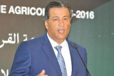 مجموعة القرض الفلاحي للمغرب شريك مالي مميز للمبادرة من أجل تكيف الفلاحة الإفريقية