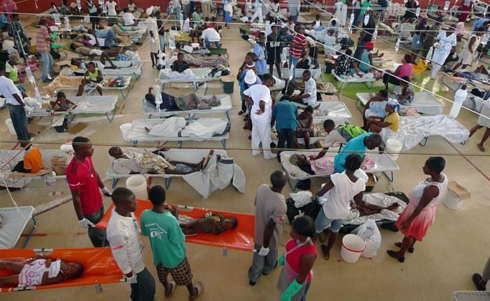 الأمم المتحدة تعتذر عن نشر الكوليرا في هايتي