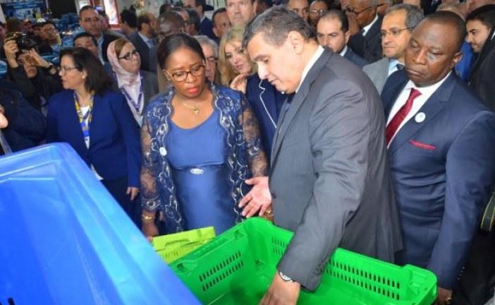 """أكادير: افتتاح معرض الصيد """"أليوتيس""""..وحضور افريقي قوي في   الدورة الرابعة"""