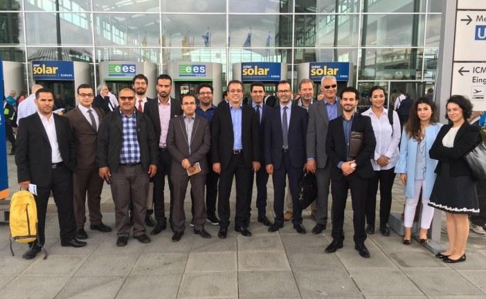 التعاون المغربي- الألماني في مجال الطاقة الشمسية
