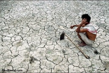 التعاسة بإيقاع بطيء: الآثار العميقة والدائمة للجفاف