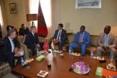 تعزيز التعاون في المجال الفلاحي بين المملكة المغربية ودولة النيجر: محور مباحثات السيد حمو أوحلي مع نظيره النيجيري