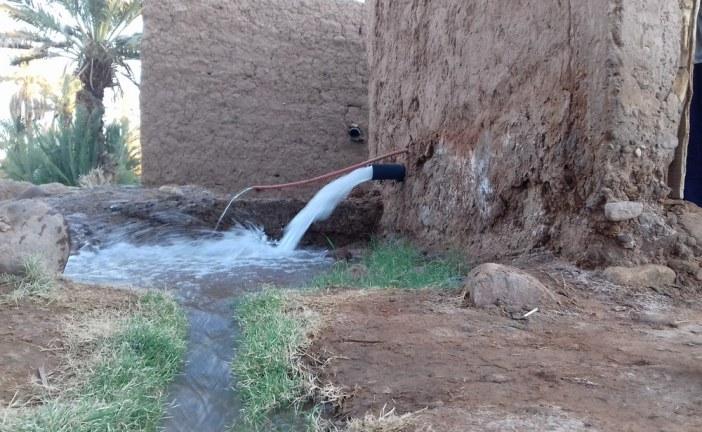"""ساكنة تاكونيت بزاكورة : """"نحن لا نرث الماء من أسلافنابل نستعيره من أبنائنا"""""""