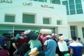 """العطش يخرج مواطني الجماعة القروية """"عين الشقف""""،  الى الاحتجاج"""