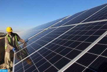 أكادير : فعاليات إنطلاق القافلة الشمسية الجهوية للطاقة المتجددة