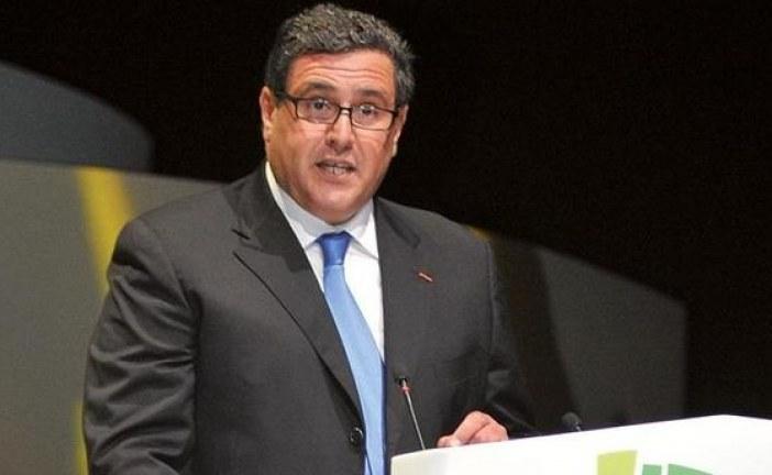 """اخنوش يعرض أمام جلالة الملك محمد السادس  محاور الإستراتيجية الجديدة المتعلقة بقطاع المياه والغابات """"غابات المغرب"""""""