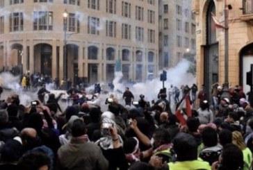 لبنان.. المتظاهرون يعودون مجددا إلى الشوارع وسط أزمة معيشية خانقة