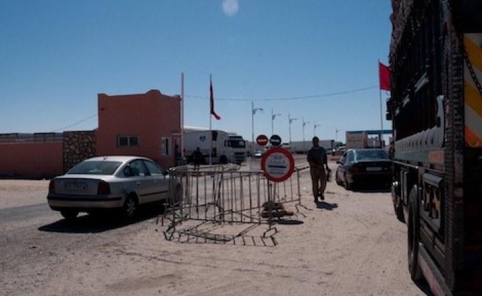غوتيريش يرفض عرقلة حركة التجارة في الكركرات