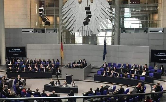 برلمان ألمانيا يصفع أعداء المملكة ويلغي مناقشة وضع الصحراء المغربية