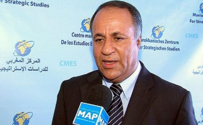 بنحمو.. الإعلام الجزائري ينفذ حملة عدائية ممنهجة ضد مؤسسات المغرب