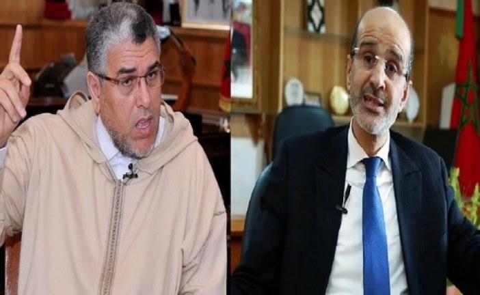 """الشرقاوي: استقالة الأزمي """"حركة بهلوانية """" والرميد """" عبث سياسي """""""