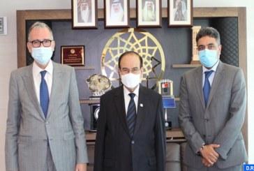 مباحثات مغربية بحرينية في المنامة لتعزيز التعاون الثنائي في مجال الطاقة