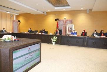 رئيس الحكومة السيد سعد الدين العثماني: ينوه بمجموعة العمران، من أجل مواجهة الظرفية الاستثنائية والصعبة الناتجة عن جائحة فيروس كوفيد-19