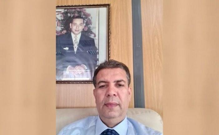 مصطفى أمدجار :  مديرا للاتصال والعلاقات العامة بوزارة الثقافة والشباب والرياضة- قطاع الاتصال