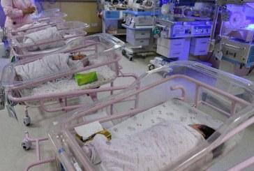 سابقة من نوعها.. حامل من مالي تلد 9 توائم بمستشفى مغربي