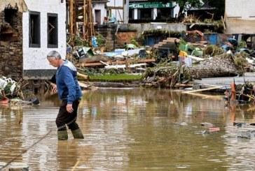 فيضانات أوروبا: أكثر من 120 قتيلا والمئات في عداد المفقودين