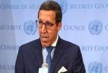 السيد هلال مخاطبا الأمين العام للأمم المتحدة ومجلس الأمن.. تم تجديد التأكيد بقوة على مغربية الصحراء خلال انتخابات 8 شتنبر